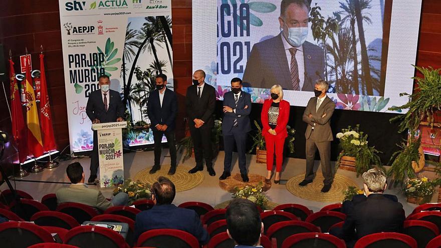 Murcia, capital internacional del 'verde urbano'