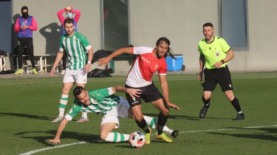 Fernández Cintas, árbitro del estreno del Córdoba CF en El Arcángel