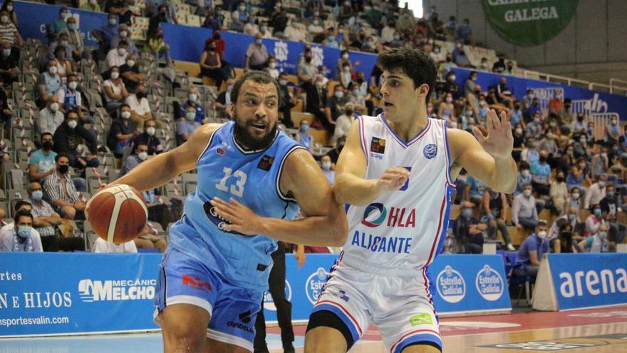 El HLA Alicante se queda sin final por el ascenso tras caer en Lugo (87-77)