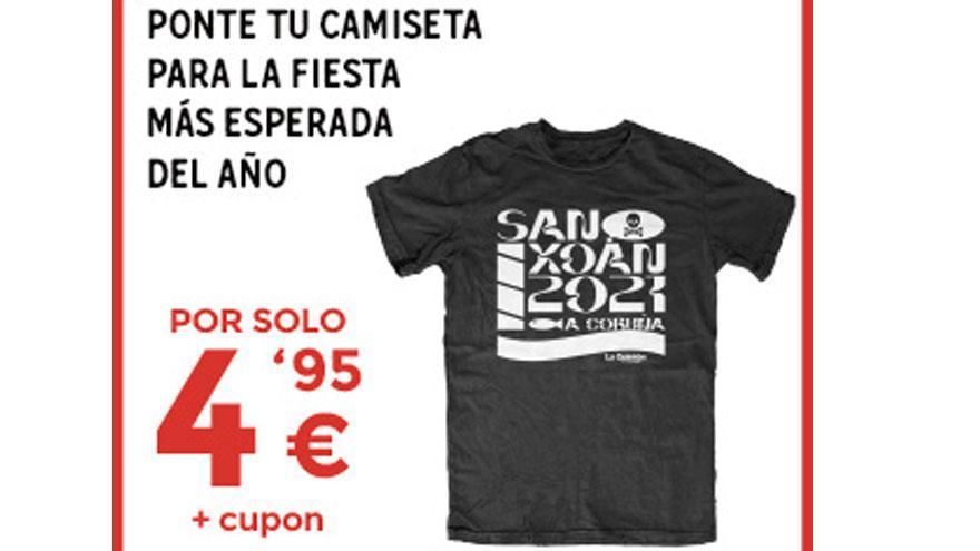 Consigue tu camiseta de San Juan 2021 con LA OPINIÓN