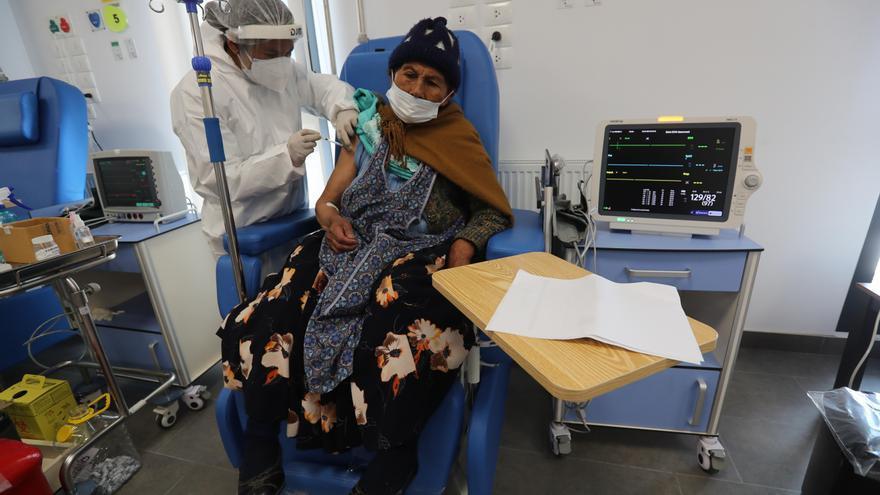 La falta de vacunas del covid-19 en los países pobres