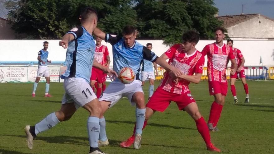 Plasencia, Don Álvaro y Extremadura B suman su segunda victoria