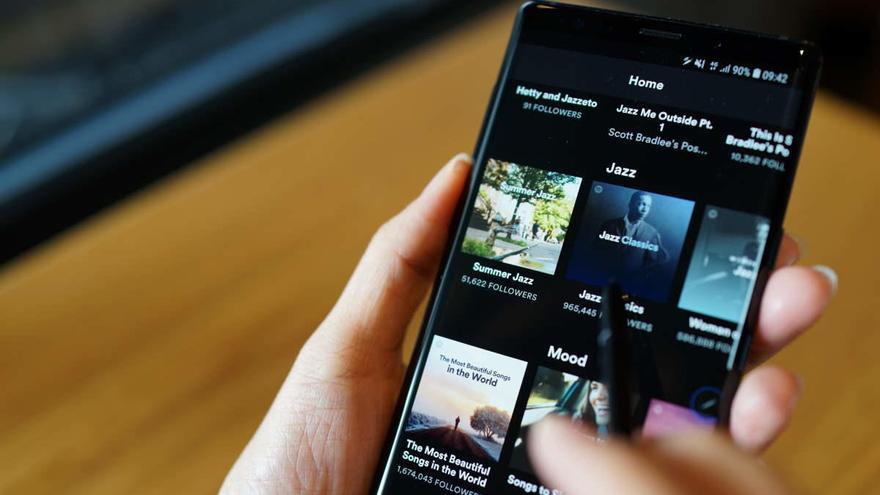 Spotify se une a la moda y prueba sus nuevas Stories
