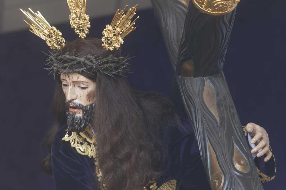 Jueves Santo. Hermandad del Caído