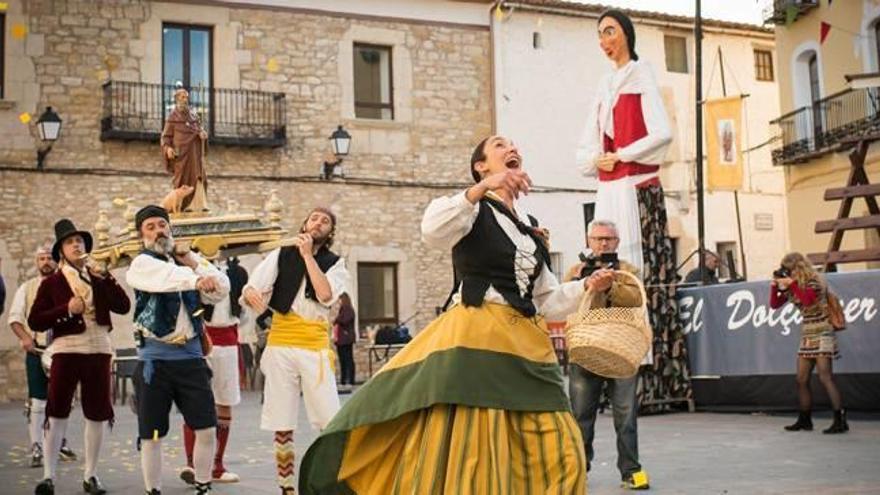 Castelló retoma la campaña cultural en el interior con el Dolçainer de Tales