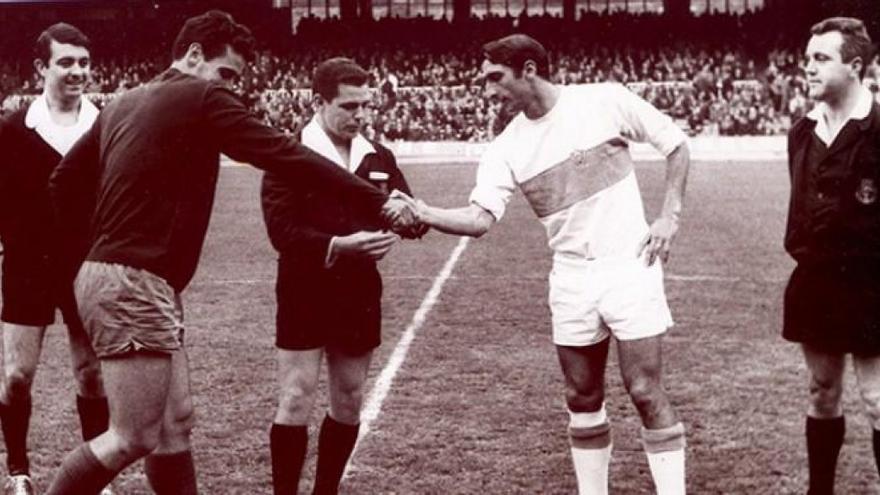 Fallece a los 88 años Iborra, capitán del Elche en la final de Copa de 1969