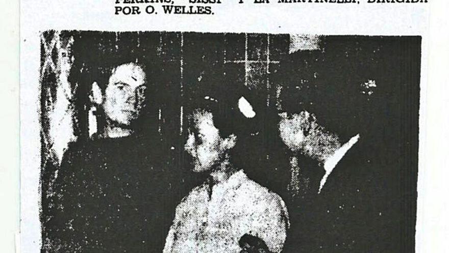 """Las Palmas 1962: cuando Pierre Cardin  y Jeanne Moreau vinieron de """"luna de miel"""""""