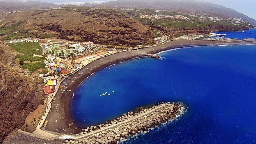 Un seísmo de 3,2 a profundidad cero sacude de madrugada Tazacorte, en La Palma