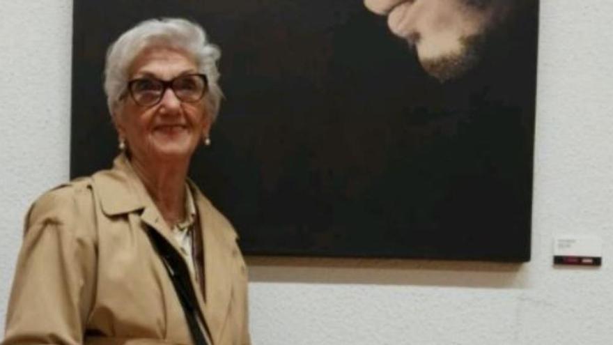 Teresa, pasión por pintar