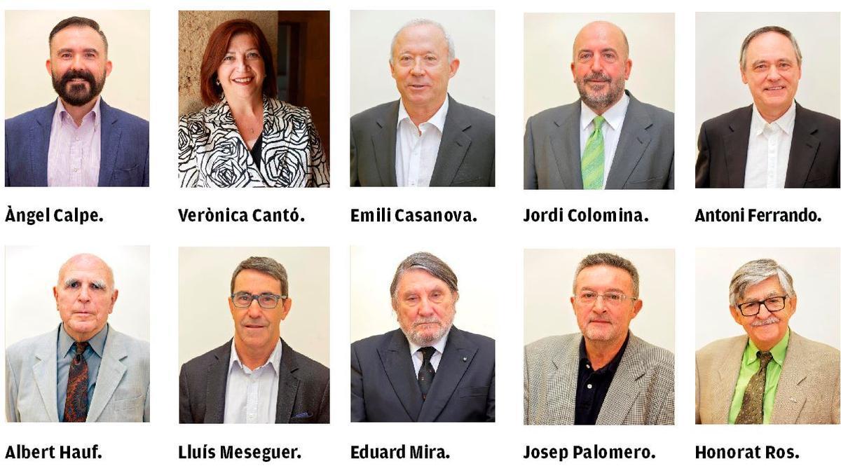 L'AVL celebra el divendres el sorteig per renovar a set dels seus acadèmics