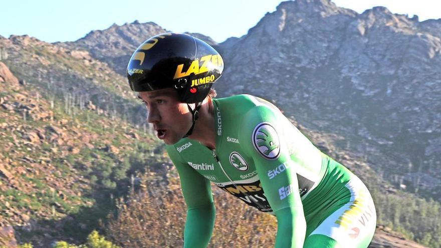 Sigue en directo la etapa de hoy de la Vuelta