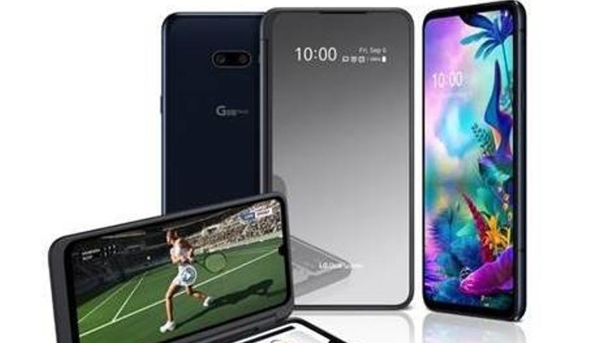 Llega el 'smartphone' plegable con pantalla que lo envuelve