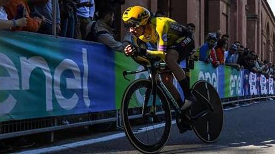 Así te hemos contado la primera etapa del Giro de Italia