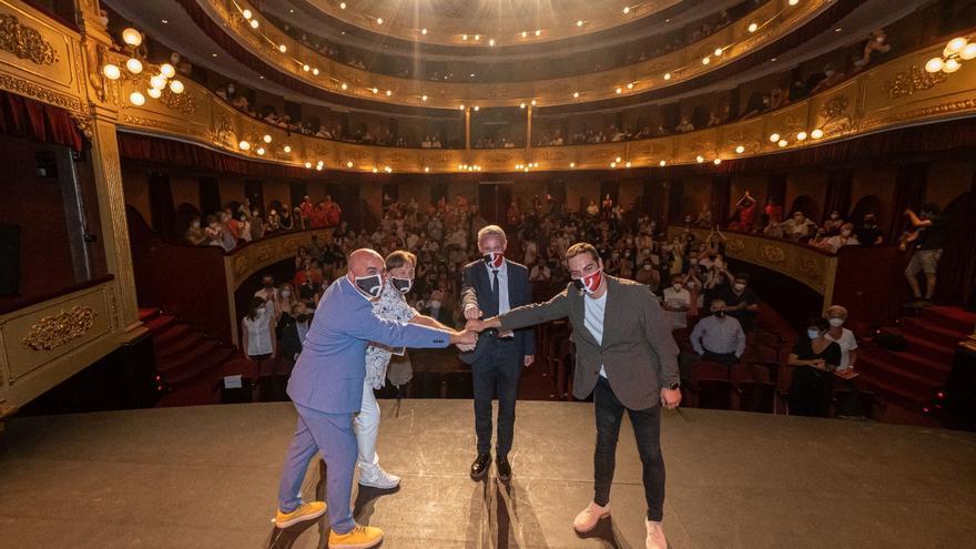 El Fitag aixeca el vol: cinc dies de teatre amateur
