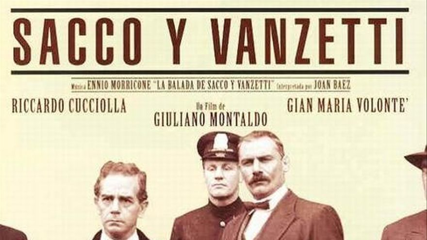 Cinema Jazz Voyeur 2020. Homenatge a Ennio Morricone: Sacco y Vanzetti, Giuliano Montaldo