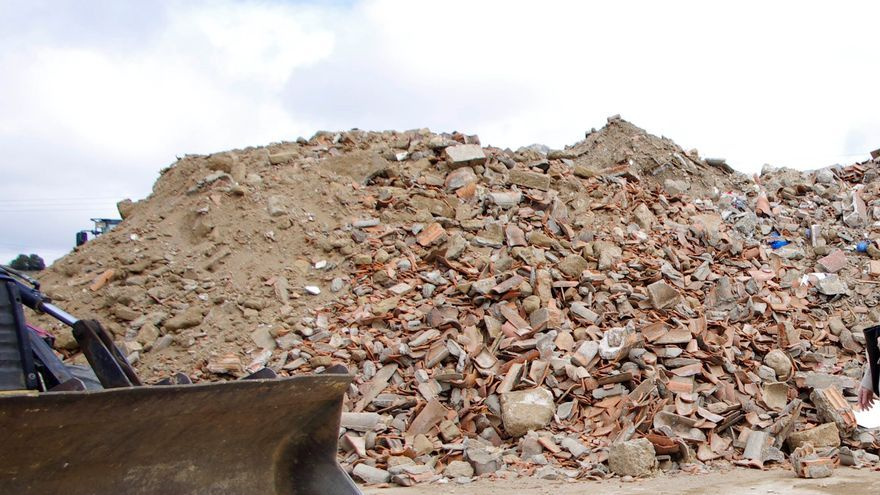 Castrillo de la Guareña tendrá una planta de tratamiento de residuos de construcción
