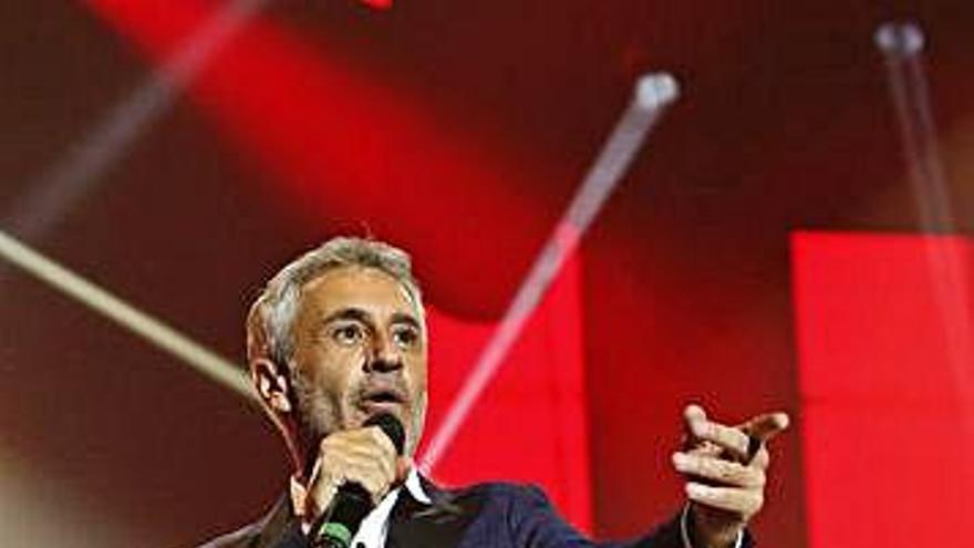 Sergio Dalma celebrará sus 30 años de carrera con un concierto el 9 de mayo