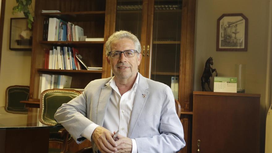 Muere el expresidente de Rabanales 21 Manuel Pineda Priego