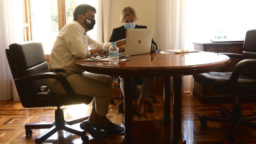 La Diputación invierte 1.300.000 euros para garantizar el abastecimiento y saneamiento del agua en medio centenar de municipios de la provincia