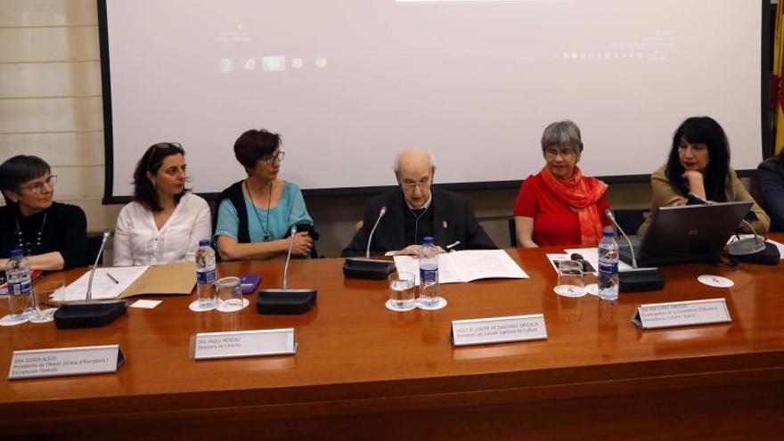 El Consell Valencià de Cultura visualiza a las mujeres creadoras