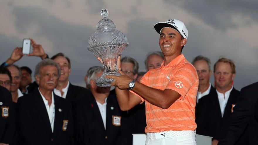Rickie Fowler logra su cuarta victoria en el PGA Tour en el Honda Classic