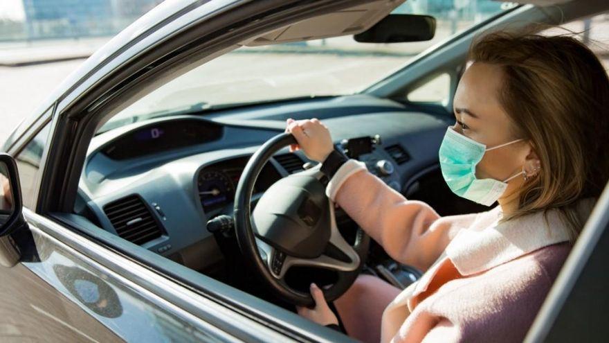 Multa per no portar mascareta al cotxe? La DGT ho aclareix