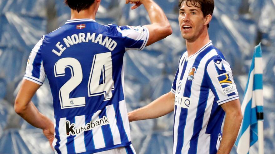 Todos los goles de la jornada 35 de LaLiga: Elustondo y Oyarzabal estrenan el casillero
