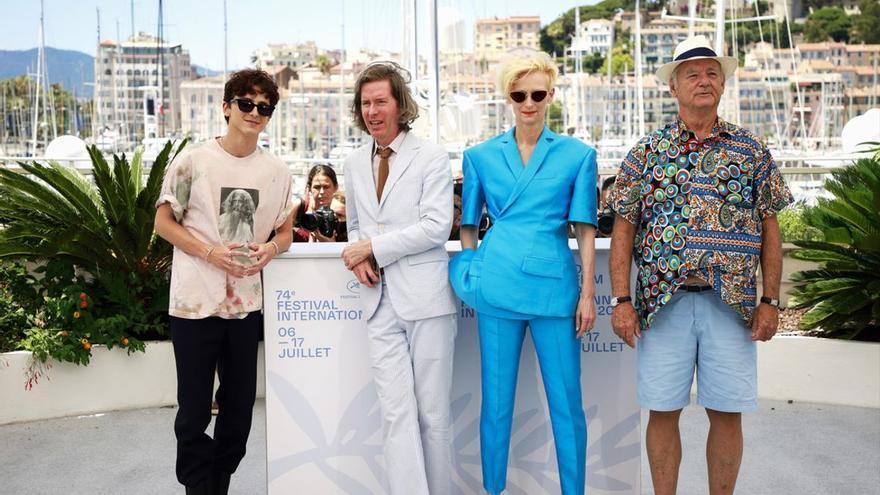 El posado de Cannes que se ha llevado la 'Palma' en las redes