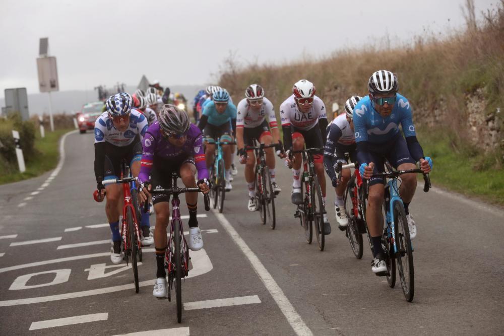 Las imágenes de la 7ª etapa de la Vuelta a España.