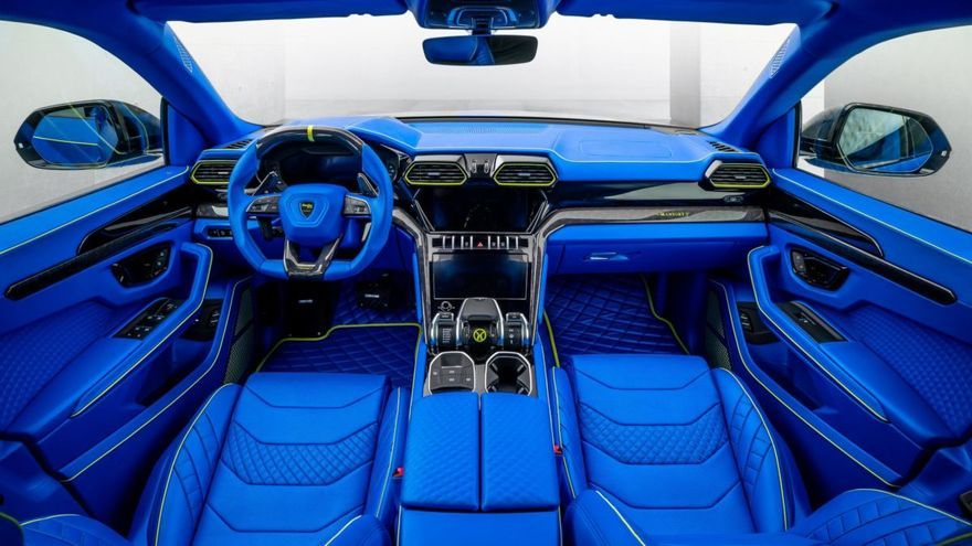 Aquest és l'últim cotxe que s'ha comprat el futbolista del Las Palmas Jesé Rodríguez per 400.000 euros