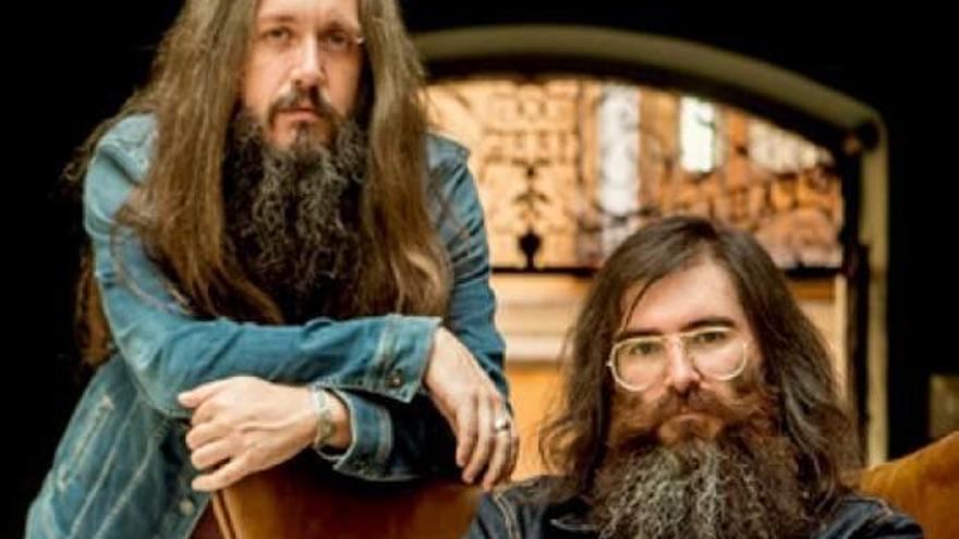 Arizona Baby, guitar duo en l'Escorxador