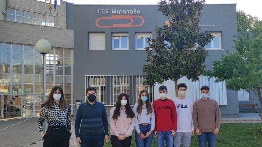 Estudio de ventilación en las aulas del IES Matarraña en la era covid