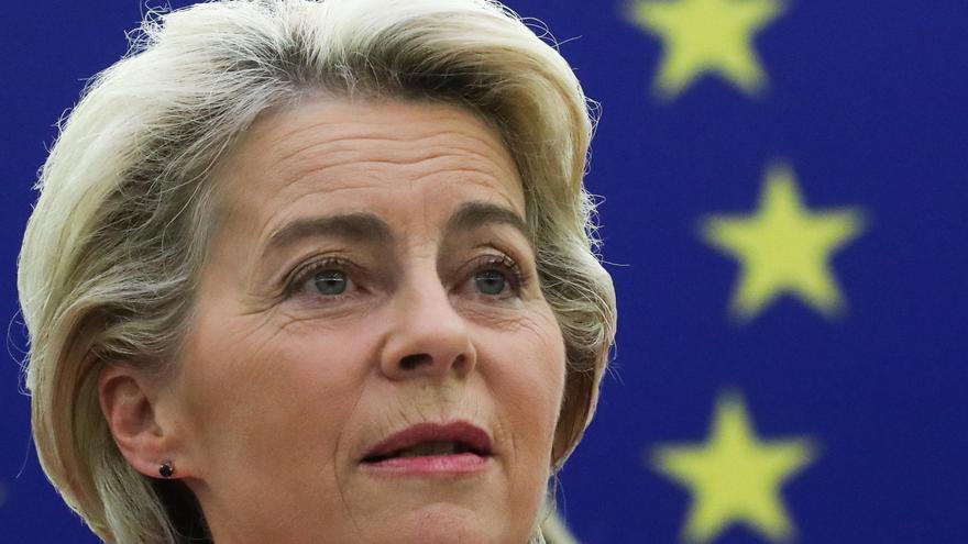 """Von der Leyen: """"Europa lo ha hecho bien contra la Covid y podemos estar orgullosos"""""""
