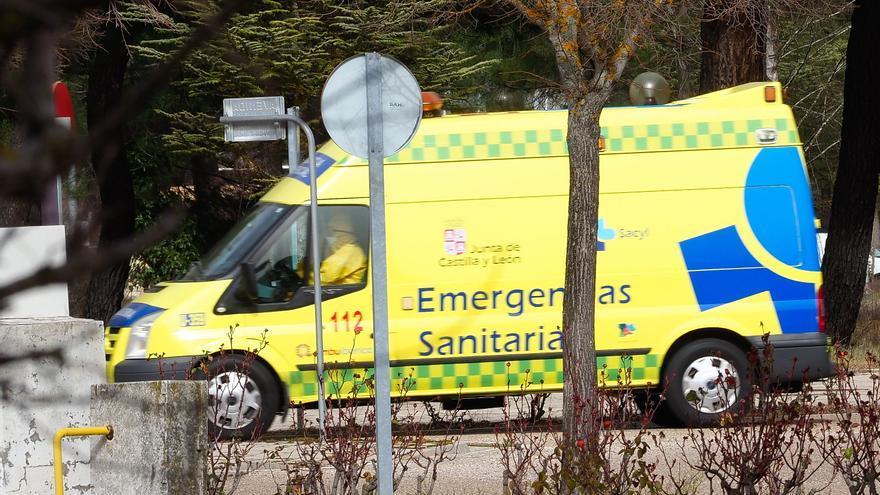 Hospitalizados un menor y una mujer por intoxicación de gas en una vivienda de El Bodón (Salamanca)