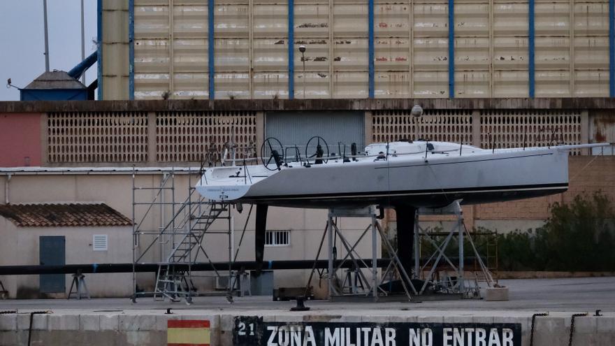 La Armada recupera el 'Aifos' de hace dieciséis años para Felipe VI
