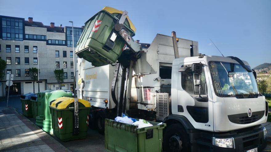El recibo de la basura bajará este año 4,60 euros para las viviendas