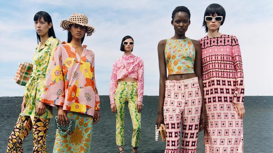 Así es la campaña de Zara que se rodó en Lanzarote