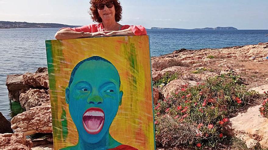 Nilda Ventura retrata a las mujeres del mundo en Jesús
