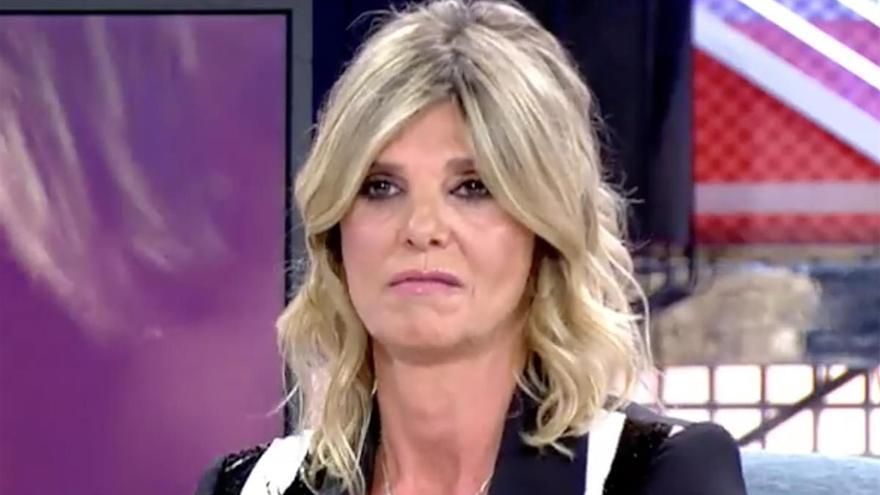 """Arantxa de Benito defiende al novio de su hija y no se cree las habladurías: """"Está dolido, tomará medidas"""""""