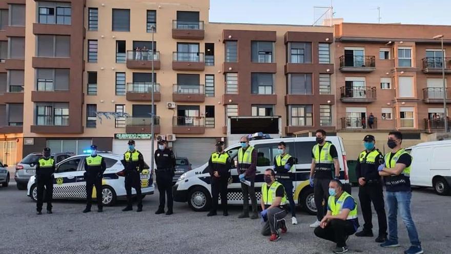 Sueca repartirá mascarillas y gel en las calles