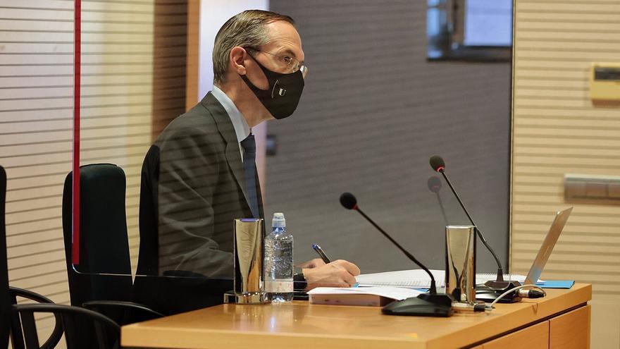 La Fiscalía pide la suspensión cautelar de la expulsión de Mena del PSOE