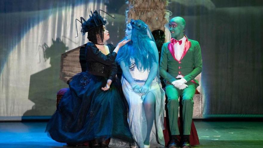'Emily. El musical' cumple el sueño de pisar el Gran Teatro