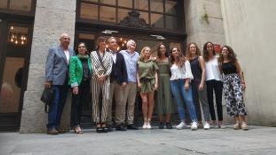 Macarena Gómez i Carla Nieto: dos noms propis del Festival de Cinema de Girona