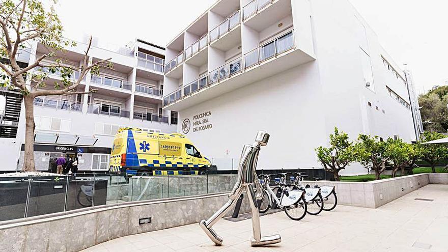 Detenida en Formentera una conductora que huyó tras arrollar a una moto y dejar a una joven herida de gravedad
