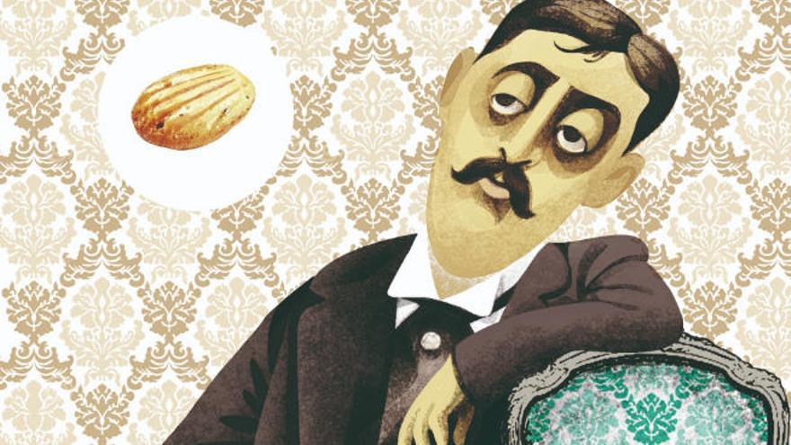 Elogio de Marcel Proust