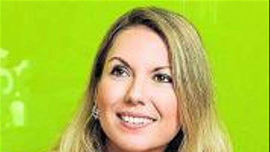 """Natalia Corbalán, directora de la Fundación Ingenio: """"La mujer empieza a tomar las riendas en las explotaciones agrarias"""""""