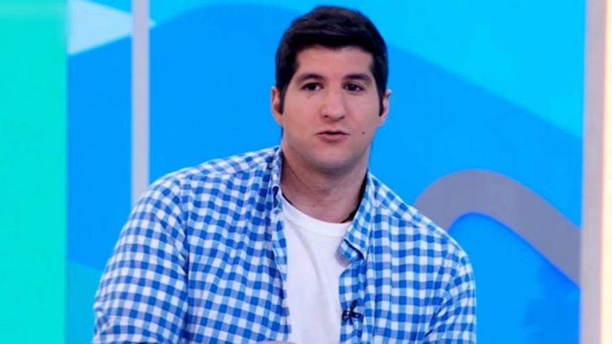 """Julián Contreras se pronuncia después de su salida de 'Días de verano': """"Soy un bufón de la tele"""""""