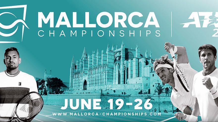Startschuss für das ersteATP-Rasenturnier im neuen Mallorca Lawn Tennis Country Club