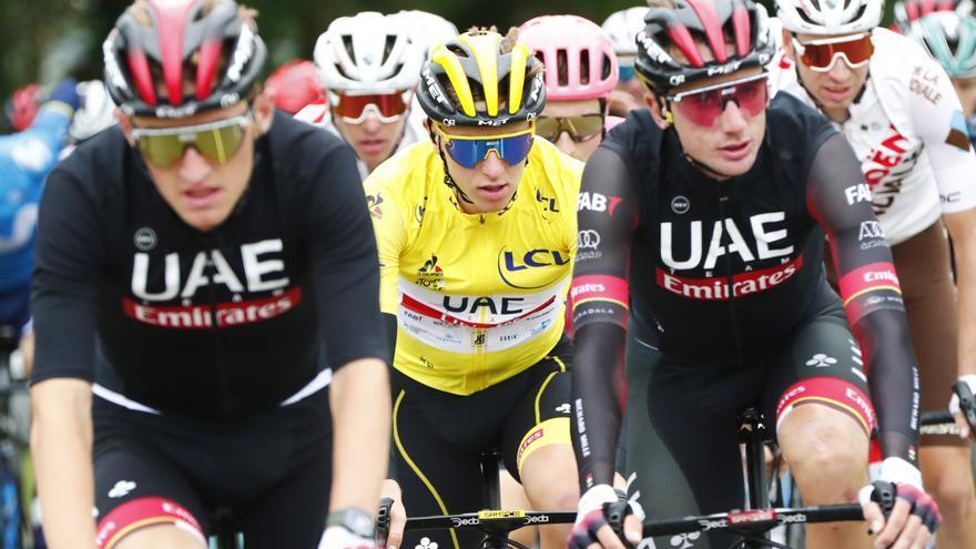 Así está la clasificación general del Tour de Francia tras la etapa 17