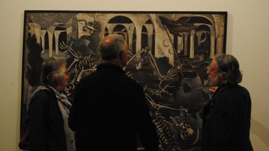 Pablo Picasso y Maruja Mallo, de la paleta al pentagrama